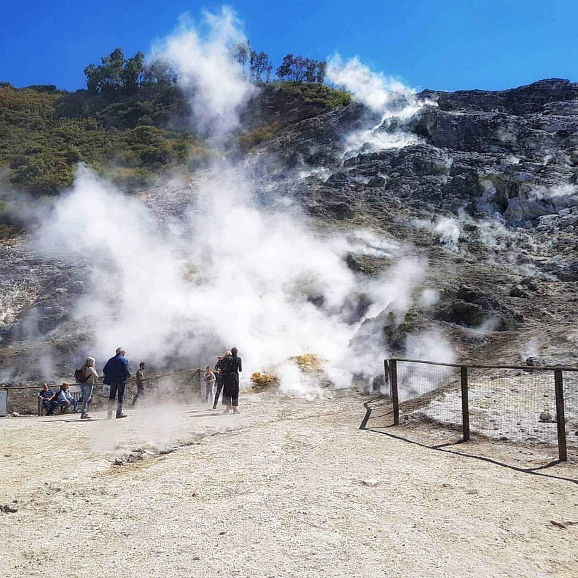 Вулкан Сольфатара
