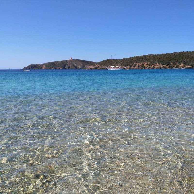 пляж Ашея