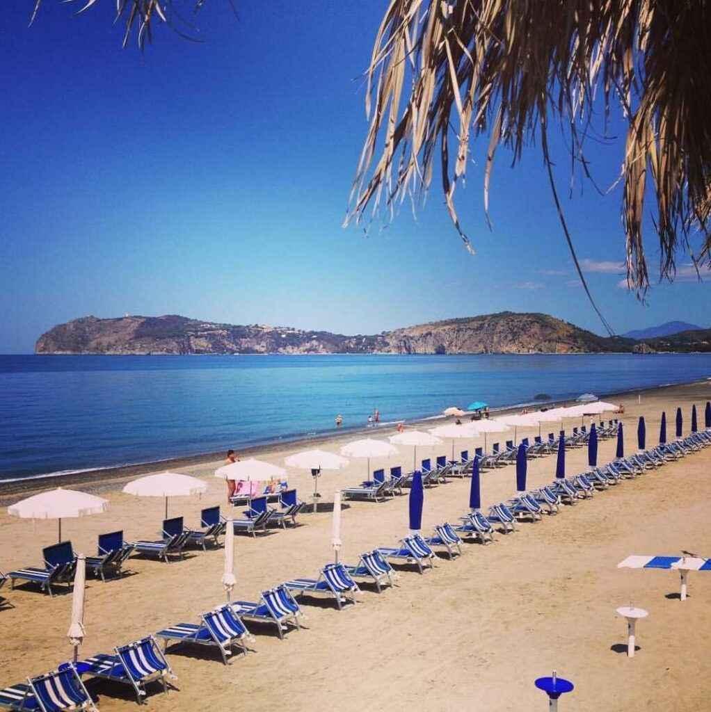Пляж мингардо, Марина ди камерота