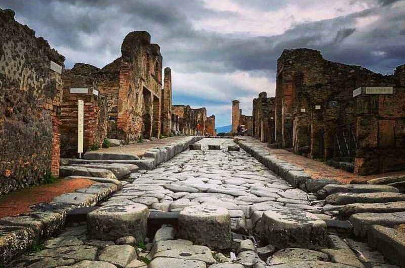 Помпеи. Что посмотреть в окрестностях Неаполя