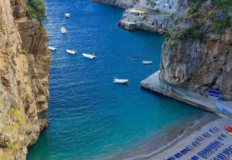Пляжи в Праяно