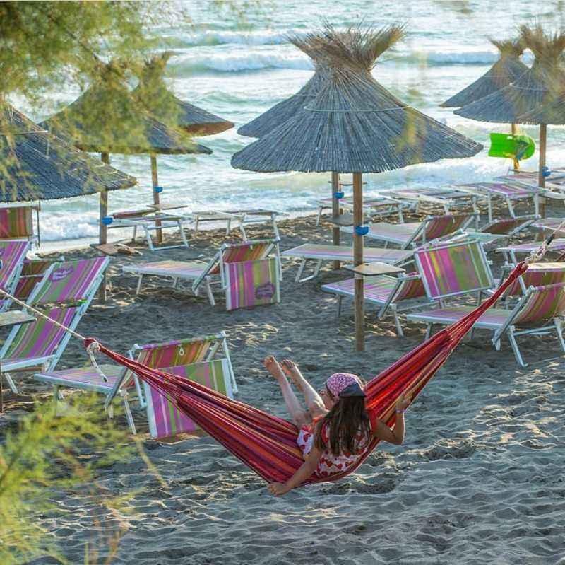Пляж Пестума, Салерно