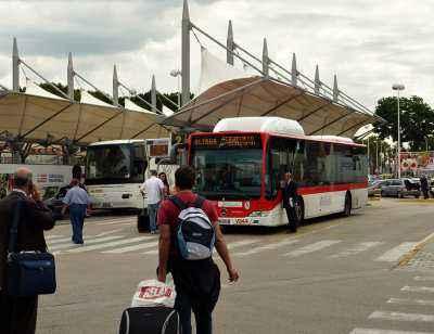 Как добраться из аэропорта Неаполя в город
