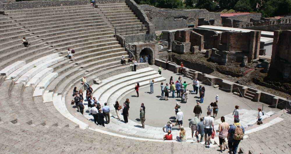Театр в Помпеи